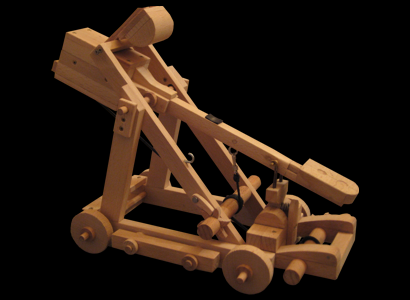 Mangonel/Katapult Modell 001