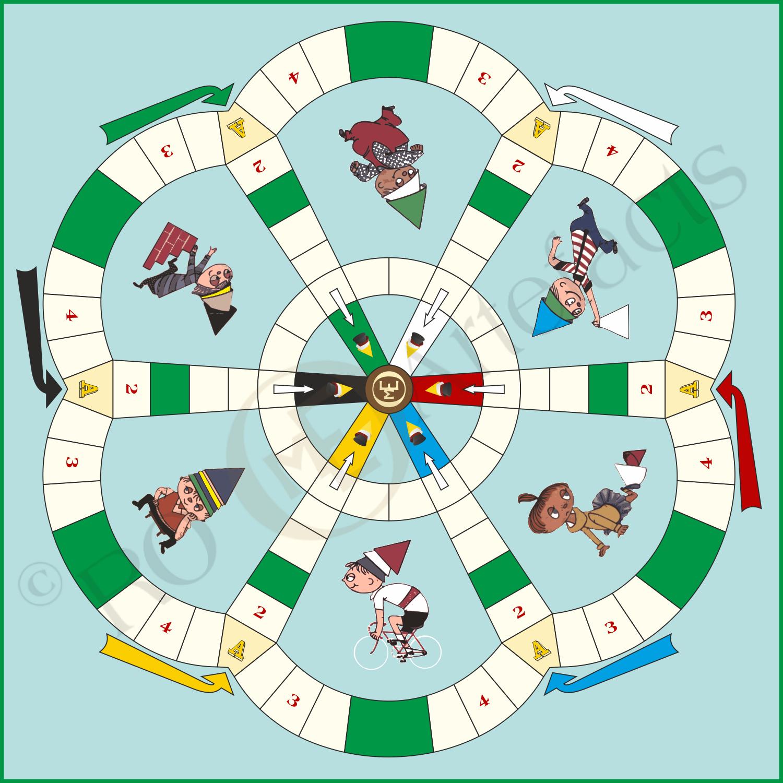 Hut auf Hut - DDR Brettspiel