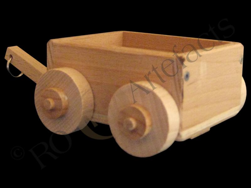 Kugelwagen Pila Carrus Modell 001