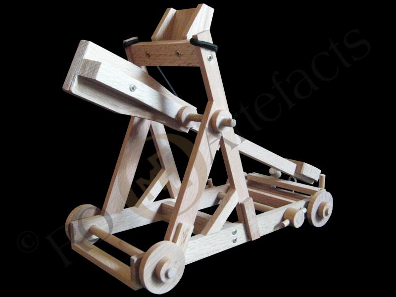 Mangonel/Katapult Modell 002