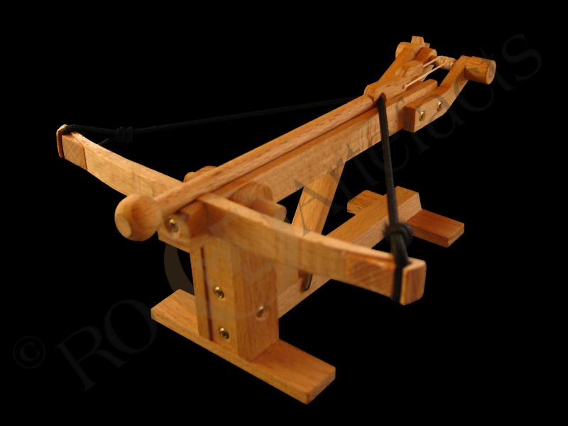 Römische Balliste Modell 002