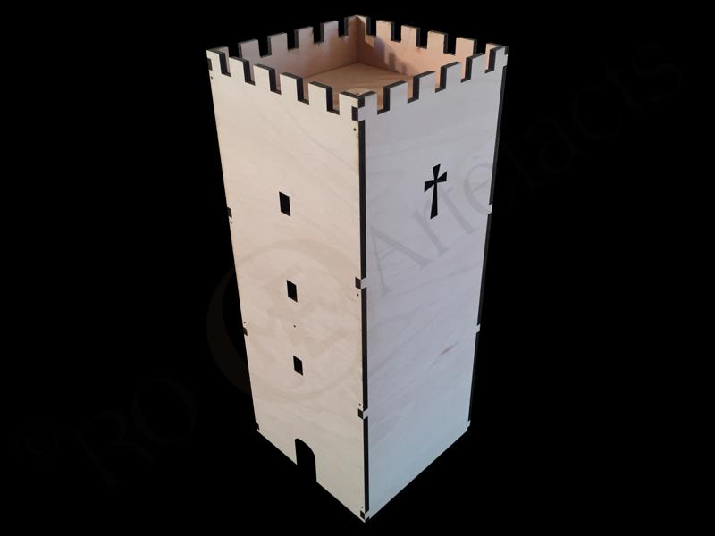 Bergfried Modell 1