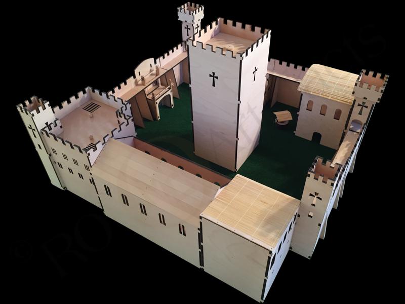 Burg - Varianten