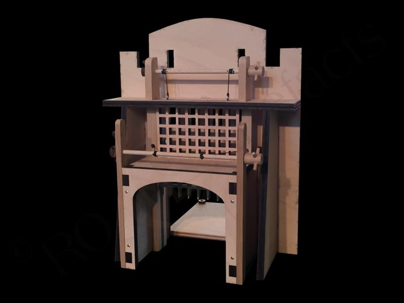 Torhaus Modell 1